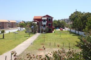 Villa Ioli, Affittacamere  Città di Lefkada - big - 49
