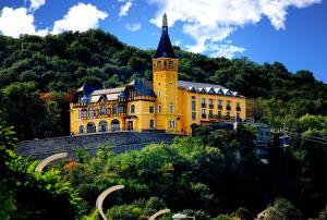 4 hvězdičkový hotel Hotel Větruše Ústí nad Labem Česko