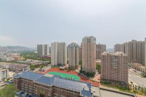 Dalian Aegean Sea Apartment, Apartmanok  Csincsou - big - 45