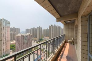 Dalian Aegean Sea Apartment, Apartmanok  Csincsou - big - 47