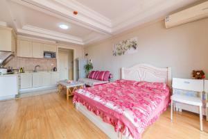 Dalian Aegean Sea Apartment, Ferienwohnungen  Jinzhou - big - 38