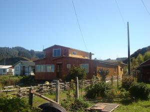 Hospedaje Radal, Country houses  Tenaún - big - 31