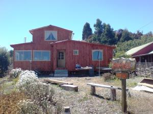 Hospedaje Radal, Country houses  Tenaún - big - 28