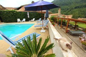 Gîte l'Ecluse au Soleil, Holiday homes  Sougraigne - big - 22