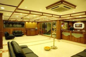Aroma Classic Days, Hotels  Trivandrum - big - 20