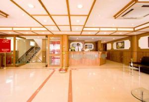 Aroma Classic Days, Hotels  Trivandrum - big - 19