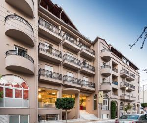 Palatino Hotel, Hotely  Zakynthos Town - big - 97