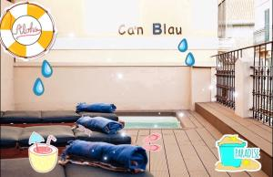 Can Blau Homes Turismo de Interior, Ferienwohnungen  Palma de Mallorca - big - 113