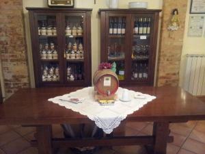 Agriturismo Casa degli Archi, Farm stays  Lapedona - big - 25