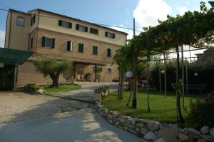 Agriturismo Casa degli Archi, Farm stays  Lapedona - big - 35