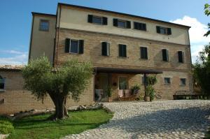 Agriturismo Casa degli Archi, Farm stays  Lapedona - big - 32