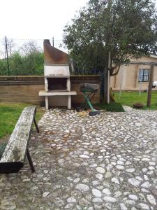 Agriturismo Casa degli Archi, Farm stays  Lapedona - big - 36