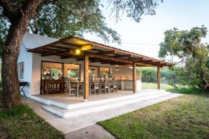 Makuwa Safari Lodge, Turistaházak  Mbabat - big - 42