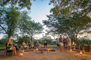 Makuwa Safari Lodge, Turistaházak  Mbabat - big - 41