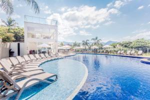Beach Hotel Sunset, Hotely  Camburi - big - 22