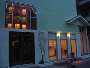 Kaset Guesthouse, Бангкок