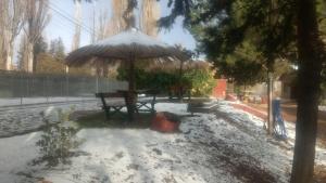 Cabañas Rio Blanco, Лоджи  Потрерильос - big - 46