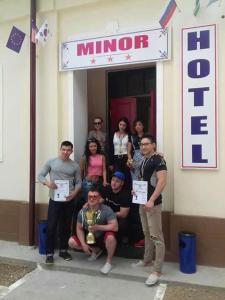 Minor Hotel, Hotels  Tashkent - big - 61