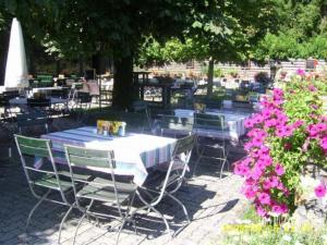 Seegasthof Gamsjaga, Penzióny  Sankt Gilgen - big - 33