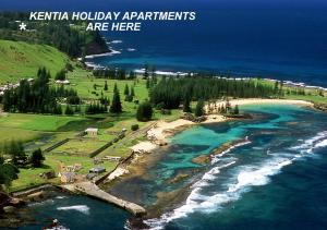 Kentia Holiday Accommodation, Rezorty - Burnt Pine