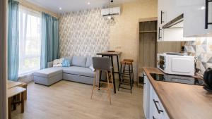 Apartamenty LIuKS na ul. Kuvshinok, 8a, Apartmány  Adler - big - 1