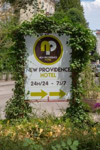 New Providence Hotel, Hotels  Vittel - big - 54
