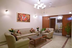 Enbliss: Ground Floor bungalow in South Delhi