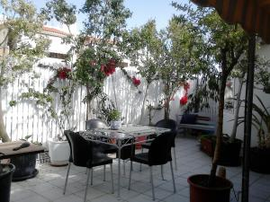 obrázek - Roof-top garden apartment really well located in Athens