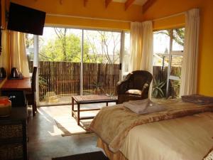 Flintstones Guesthouse Fourways, Penzióny  Johannesburg - big - 46