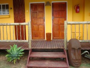 Flintstones Guesthouse Fourways, Penzióny  Johannesburg - big - 44