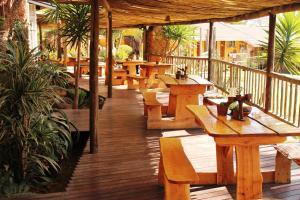 Flintstones Guesthouse Fourways, Penzióny  Johannesburg - big - 2
