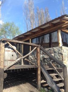 Mil Piedras Cabins, Лоджи  Potrerillos - big - 2