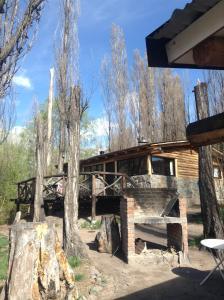 Mil Piedras Cabins, Chaty v prírode  Potrerillos - big - 12