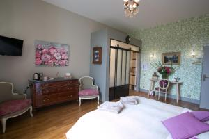 B&B Vassy Etaule, Bed & Breakfast  Avallon - big - 135