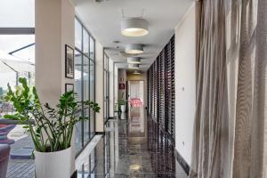 Italiana Hotels Milan Rho Fair, Szállodák  Rho - big - 42