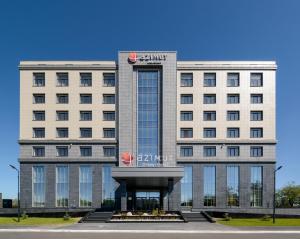 АЗИМУТ Отель Кызыл