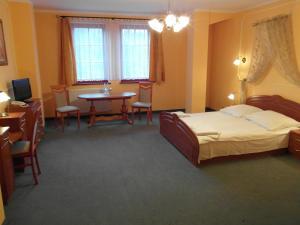 Hotel-Restauracja Spichlerz, Szállodák  Stargard - big - 34