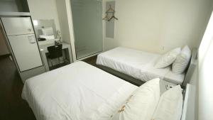 Residence Mumum Hotel, Szállodák  Puszan - big - 81