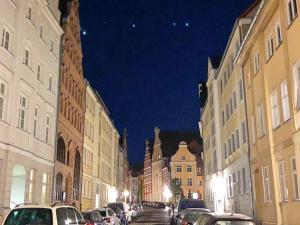 Ferienwohnungen in der Altstadt Stralsund - Knieper Vorstadt