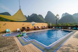 The Giggling Tree, Affittacamere  Yangshuo - big - 61