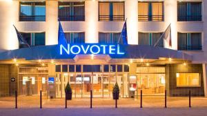Novotel Lille Centre Gares, Hotely  Lille - big - 62