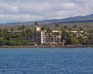 Island Surf, Apartments  Kihei - big - 12