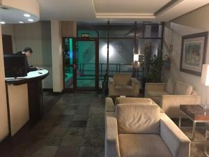 Wall Street Flat Service, Aparthotels  Caxias do Sul - big - 42