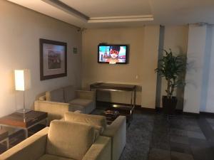 Wall Street Flat Service, Aparthotels  Caxias do Sul - big - 43