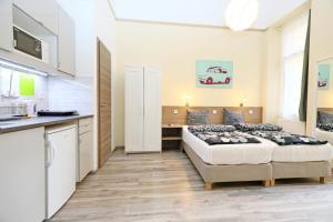Vaci Apartments, Apartmanok  Budapest - big - 102