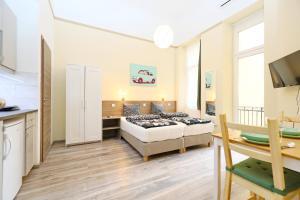 Vaci Apartments, Апартаменты  Будапешт - big - 103
