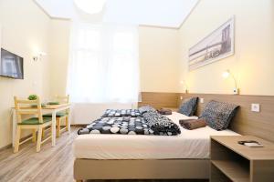 Vaci Apartments, Апартаменты  Будапешт - big - 88