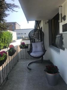 Haus Sonnenschein, Hotels  Monheim - big - 31