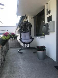 Haus Sonnenschein, Hotels  Monheim - big - 44