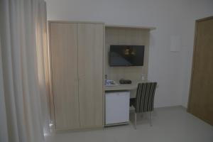 Hotel San Gennaro, Отели  Santa Fé do Sul - big - 36